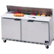 """Beverage Air® SPE72-12 Food Prep Tables Spe72 Elite Series Standard Top, 72""""W"""
