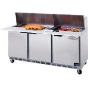 """Food Prep Tables SPE72 Elite Series Cutting Top, 72""""W - SPE72-18C"""