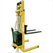"Blue Giant® Manual Push Stacker XPS22-118 2200 Lb. Cap. 118"" Lift"