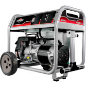 Briggs & Stratton, CARB Approved Portable Generator 030622, Recoil Start, 5000W