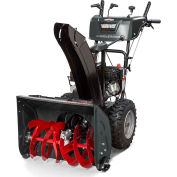 """Briggs & Stratton 24"""" Medium-Duty Snow Thrower 1024MDS - Dual Stage, 208cc. Gas with Electric Start"""