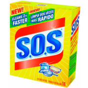 Clorox/Home Cleaning 98018 S.O.S Pads