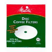 Melitta U S A Inc 628354 White Disc Coffee Filter