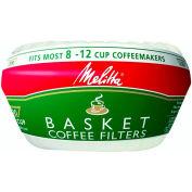 Melitta U S A Inc 629552 Basket Coffee Filters