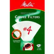 Melitta U S A Inc 624404 No. 4 Cone Coffee Filter