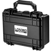 "Barska Loaded Gear HD-100 Hard Case- Watertight, Crushproof, 8-5/16""L x 6-5/8""W x 3-1/2""H"