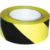 Bircher Reglomat ES-Tape Yellow/Black Awareness Tape (108 Foot Roll )