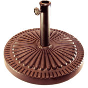 Bliss Tuscany Resin Umbrella Base, Tuscany