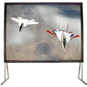"200"" Diagonal, 120 x 160 Easy Fold Portable Screen, 4:3 Format"