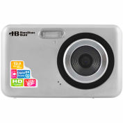 "Hamilton 5MP Digital Camera with Flash and 2.4"" LCD"