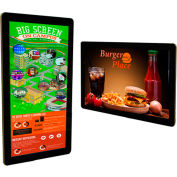 "42"" Digital Signage Display w/ Media Player, All-in-One"