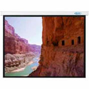 96 x 96 Sorrento Electric Screen Matte White Fabric Sq. Format Projector Screen