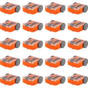 Edison Educational EDIBOT-20 Robot Kit - STEAM Education Robotics and Coding