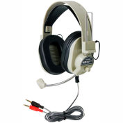 HamiltonBuhl Deluxe Multimedia Headset w/ Microphone