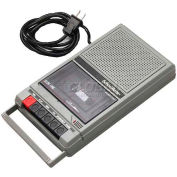 Classroom Cassette Player, 2 Station, 1 Watt