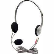 HamiltonBuhl Personal Multimedia Headset w/ Microphone