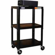 "Steel Cart, Adj. 26"" To 42"" w/ Electric"