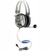 Deluxe USB Headphone w/ Microphone
