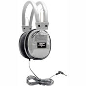 SchoolMate Deluxe Stereo Headphone with 3.5mm Plug