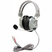 Schoolmate Deluxe Headphone w/ Boom Microphone