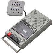 Classroom Cassette Player, 8 Station, 1 Watt
