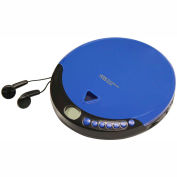 Portable Compact Disc Player with 60 Second Anti-Shock Memory