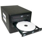 Buhl 1 Reader to 1 Writer Load & Go DVD/CD Duplicator