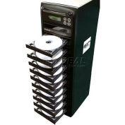 Buhl 1 Reader to 10 Writer DVD/CD Duplicator