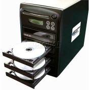 Buhl 1 Reader to 3 Writer DVD/CD Duplicator