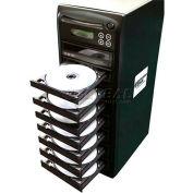 Buhl 1 Reader to 7 Writer DVD/CD Duplicator