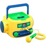 Hamilton Kids Audio CD Player Karaoke Machine with Mic
