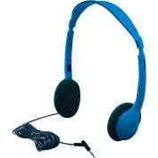 Kids Blue Personal Stereo/Mono Headphone