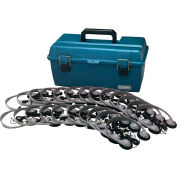 Lab Pack, 30 HA2 Personal Headphones w/ Carrying Case