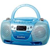 USB, MP3, CD, Cassette and AM/FM Radio Boom Box