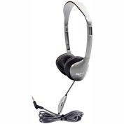 Schoolmate Personal Mono/Stereo Headphone w/ In-Line Vol Controls