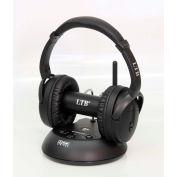 Additional 2.4GHz Wireless True 5.1 Surround Sound Headphone For Q-Home-FX