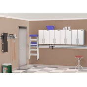 Ulti-MATE Storage 4-Piece Kit, Starfire Pearl - Door Cabinets