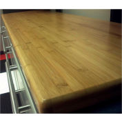 "Ulti-MATE Solid Bambo Butcher Block Top 70.75"" W x 21"" D x 1.5"" H"