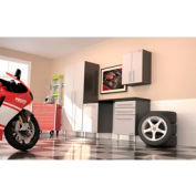 Ulti-MATE Garage PRO 5-Piece Deluxe Cabinet Kit