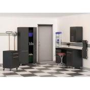Ulti-MATE Garage 6-Piece Kit - Cabinets & Worktop Bench Surface