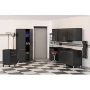 Ulti-MATE Garage 9-Piece Kit - Cabinets & Worktop Bench Surface