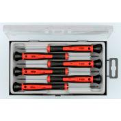 Felo® 07157 31846 6 Pc Torx & Hex Precision Screwdriver Set