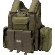 Barska BI12286 Loaded Gear VX-300 Tactical Plate Carrier Vest, Green
