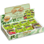 Bigelow Green Tea Tray Pack, Assorted, Single Cup Bags, 64/Box