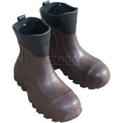 "Billy Boots 9"" Brown Commander, Size 5"