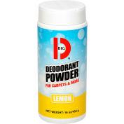 Big D Carpet Deodorant Powder - Lemon 1 lb. Can - 152