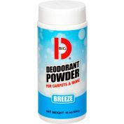 Big D Carpet Deodorant Powder, 1 lb. Can - 176