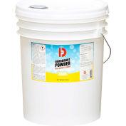 Big D Carpet Deodorant Powder - Lemon 50 lb. Container - 5152