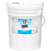 Big D Carpet Deodorant Powder, 50 lb. Container - 5176