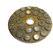 "WerkMaster™ Stone Tooling, 002-1032-00, 3"" Metal Flex Pads 300G, 1 Pack"